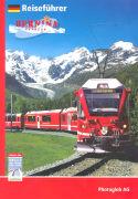 Cover-Bild zu Bernina Express Reiseführer