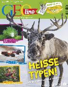 Cover-Bild zu GEOlino 12/2019 - Heisse Typen - Wie Rentiere der Kälte trotzen (eBook) von Redaktion, GEOlino