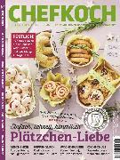 Cover-Bild zu Chefkoch 12/2019 - Plätzchen Liebe (eBook) von Redaktion, Chefkoch