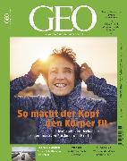 Cover-Bild zu GEO Magazin 05/2019 - So macht der Kopf den Körper fit (eBook) von Redaktion, GEO