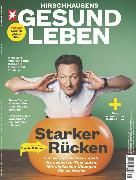 Cover-Bild zu HIRSCHHAUSENS STERN GESUND LEBEN 04/2020 - Starker Rücken (eBook) von Redaktion, stern Gesund Leben