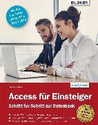 Cover-Bild zu Access für Einsteiger - für die Versionen 2019, 2016, 2013 und 2010 (eBook) von Baumeister, Inge