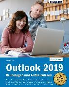 Cover-Bild zu Outlook 2019 Grundlagen und Aufbauwissen (eBook) von Schmid, Anja