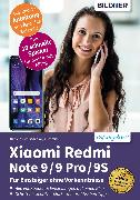 Cover-Bild zu Xiaomi Redmi Note 9 / 9 Pro / 9S (eBook) von Schmid, Anja