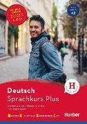 Cover-Bild zu Sprachkurs Plus Deutsch A1/A2 - Premiumausgabe von Niebisch, Daniela