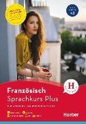 Cover-Bild zu Sprachkurs Plus Französisch. Buch mit MP3-CD, Online-Übungen, App und Videos von Rousseau, Pascale