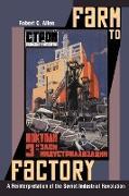 Cover-Bild zu Farm to Factory von Allen, Robert C.
