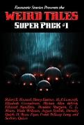Cover-Bild zu Fantastic Stories Presents the Weird Tales Super Pack #1 (eBook) von Howard, Robert E.