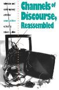 Cover-Bild zu Channels of Discourse, Reassembled von Allen, Robert C. (Hrsg.)