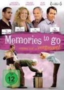 Cover-Bild zu Memories to go - vergeben und ...vergessen von Bost, Doug
