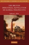 Cover-Bild zu British Industrial Revolution in Global Perspective (eBook) von Allen, Robert C.