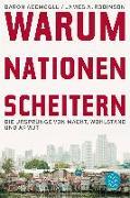 Cover-Bild zu Warum Nationen scheitern von Acemoglu, Daron