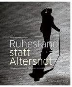 Cover-Bild zu Ruhestand statt Altersnot von Illi, Martin