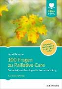 Cover-Bild zu 100 Fragen zu Palliative Care (eBook) von Hametner, Ingrid