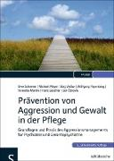 Cover-Bild zu Prävention von Aggression und Gewalt in der Pflege (eBook) von Mayer, Michael