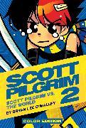 Cover-Bild zu Bryan Lee O'Malley: Scott Pilgrim Color Hardcover Volume 2