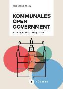 Cover-Bild zu Kommunales Open Government (eBook) von Laumer, Ralf