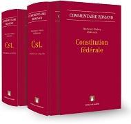 Cover-Bild zu Constitution fédérale (Cst.) von Martenet, Vincent (Hrsg.)
