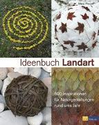 Cover-Bild zu Ideenbuch Landart von Pouyet, Marc