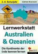 Cover-Bild zu Lernwerkstatt AUSTRALIEN & OZEANIEN von Rosenwald, Gabriela
