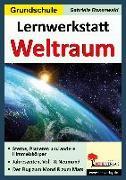 Cover-Bild zu Lernwerkstatt Der Weltraum von Rosenwald, Gabriela