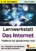 Cover-Bild zu Lernwerkstatt Das Internet von Heber, Marino