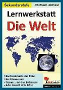 """Cover-Bild zu Lernwerkstatt """"Die Welt"""" von Heitmann, Friedhelm"""