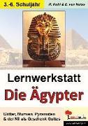 Cover-Bild zu Lernwerkstatt - Die Ägypter