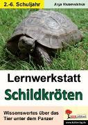 Cover-Bild zu Lernwerkstatt Schildkröten (eBook) von Hammelstein, Anja