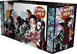 Cover-Bild zu Gotouge, Koyoharu: Demon Slayer Complete Box Set