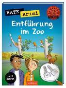 Cover-Bild zu Rate-Krimi - Entführung im Zoo von Löwenberg, Ute