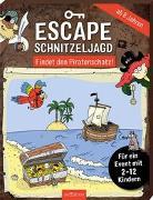 Cover-Bild zu Escape-Schnitzeljagd - Findet den Piratenschatz! von Lang, Hannah