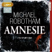 Cover-Bild zu Amnesie (Audio Download) von Robotham, Michael