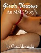 Cover-Bild zu Ghostly Threesome (eBook) von Alexander, Chaz