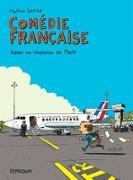 Cover-Bild zu Comédie Française von Sapin, Mathieu