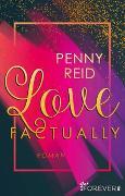 Cover-Bild zu Love factually von Reid, Penny