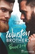 Cover-Bild zu Winston Brothers Band 3 + 4 (eBook) von Reid, Penny