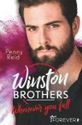 Cover-Bild zu Winston Brothers (eBook) von Reid, Penny