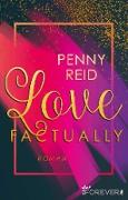 Cover-Bild zu Love factually (eBook) von Reid, Penny
