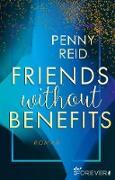 Cover-Bild zu Friends without benefits (eBook) von Reid, Penny