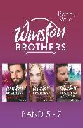 Cover-Bild zu Winston Brothers Band 5 - 7 (eBook) von Reid, Penny