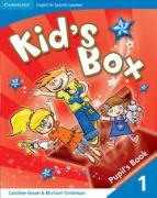 Cover-Bild zu Kid's Box for Spanish Speakers Level 1 von Nixon, Caroline