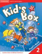 Cover-Bild zu Kid's Box for Spanish Speakers Level 2 von Nixon, Caroline