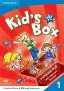 Cover-Bild zu Level 1: DVD - Kid's Box