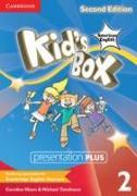 Cover-Bild zu Kid's Box American English Level 2 Presentation Plus von Nixon, Caroline