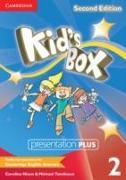 Cover-Bild zu Kid's Box Level 2 von Nixon, Caroline