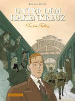 Cover-Bild zu Unter dem Hakenkreuz 01 von Richelle, Philippe