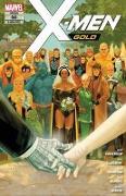 Cover-Bild zu Guggenheim, Marc: X-Men: Gold