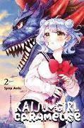 Cover-Bild zu Spica Aoki: Kaiju Girl Caramelise, Vol. 2