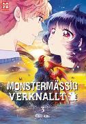 Cover-Bild zu Aoki, Spica: Monstermäßig verknallt - Band 3